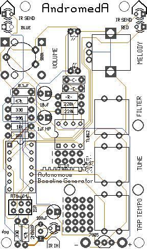 Autonomous Bline | 4ms Projects